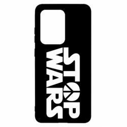 Чехол для Samsung S20 Ultra Stop Wars peace