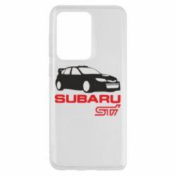 Чохол для Samsung S20 Ultra Subaru STI