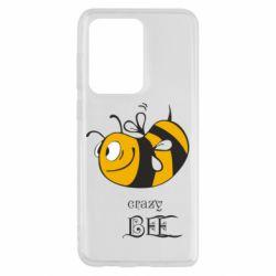 Чохол для Samsung S20 Ultra Шалена бджілка