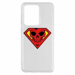 Чехол для Samsung S20 Ultra Superman Skull
