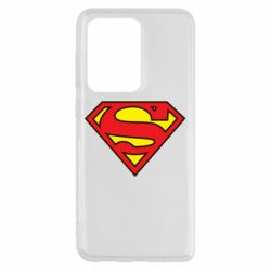 Чехол для Samsung S20 Ultra Superman Symbol