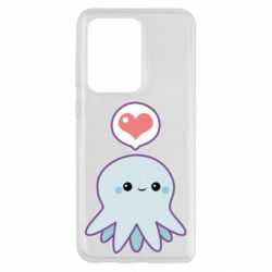Чохол для Samsung S20 Ultra Sweet Octopus