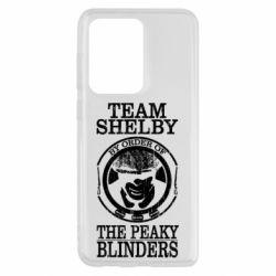 Чохол для Samsung S20 Ultra Team Shelby the Peaky Blinders