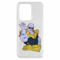 Чохол для Samsung S20 Ultra Thanos Art