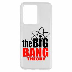 Чохол для Samsung S20 Ultra The Bang theory Bing