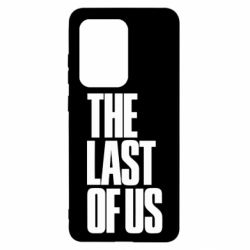 Чохол для Samsung S20 Ultra The Last of Us