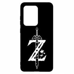 Чохол для Samsung S20 Ultra The Legend of Zelda Logo