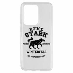 Чехол для Samsung S20 Ultra The North Remembers - House Stark