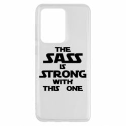 Чохол для Samsung S20 Ultra The sass is strong with this one