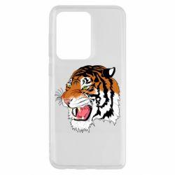 Чохол для Samsung S20 Ultra Tiger roars