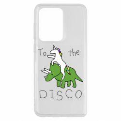 Чохол для Samsung S20 Ultra To the disco