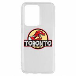 Чохол для Samsung S20 Ultra Toronto raptors park