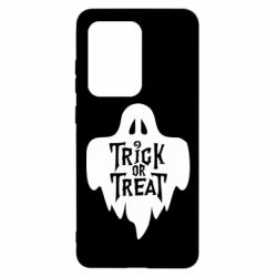 Чехол для Samsung S20 Ultra Trick or Treat