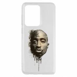 Чехол для Samsung S20 Ultra Tupac Shakur
