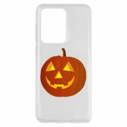 Чохол для Samsung S20 Ultra Тыква Halloween