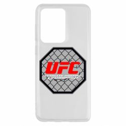 Чехол для Samsung S20 Ultra UFC Cage