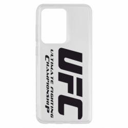 Чохол для Samsung S20 Ultra UFC