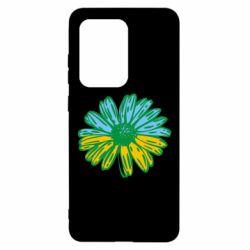 Чехол для Samsung S20 Ultra Українська квітка