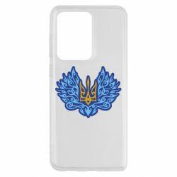 Чохол для Samsung S20 Ultra Український тризуб арт