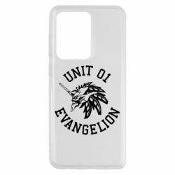 Чохол для Samsung S20 Ultra Unit 01 evangelion