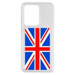 Чехол для Samsung S20 Ultra Великобритания