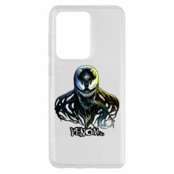 Чехол для Samsung S20 Ultra Venom Bust Art