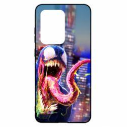 Чехол для Samsung S20 Ultra Venom slime