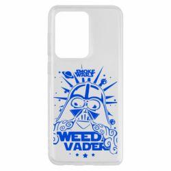 Чехол для Samsung S20 Ultra Weed Vader