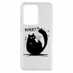 Чохол для Samsung S20 Ultra What cat
