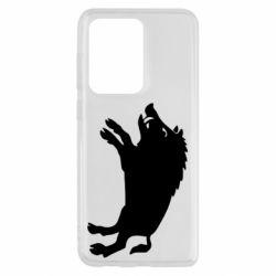 Чохол для Samsung S20 Ultra Wild boar