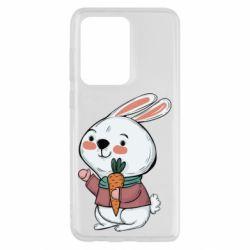 Чохол для Samsung S20 Ultra Winter bunny