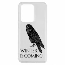 Чохол для Samsung S20 Ultra Winter is approaching and crow