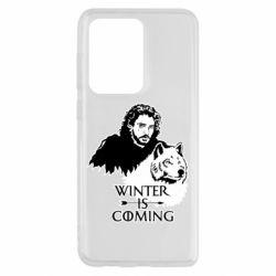 Чохол для Samsung S20 Ultra Winter is coming I