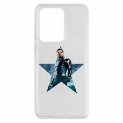 Чохол для Samsung S20 Ultra Winter Soldier Star