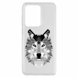 Чохол для Samsung S20 Ultra Wolf Art