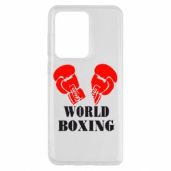 Чохол для Samsung S20 Ultra World Boxing