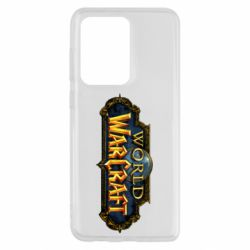 Чохол для Samsung S20 Ultra World of Warcraft game