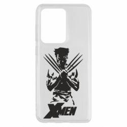 Чохол для Samsung S20 Ultra X men: Logan