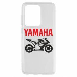 Чохол для Samsung S20 Ultra Yamaha Bike