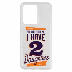 Чохол для Samsung S20 Ultra You can't scare me i have 2 daughters