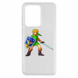 Чехол для Samsung S20 Ultra Zelda