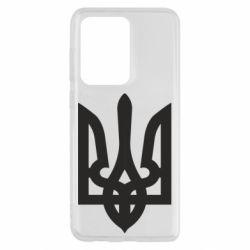 Чехол для Samsung S20 Ultra Жирный Герб Украины