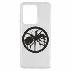 Чехол для Samsung S20 Ultra Жирный муравей