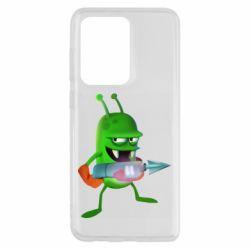 Чехол для Samsung S20 Ultra Zombie catchers