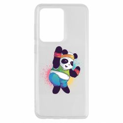 Чохол для Samsung S20 Ultra Zumba Panda