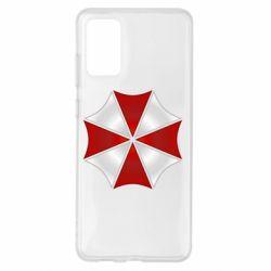 Чохол для Samsung S20+ Umbrella Corp Logo