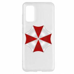 Чохол для Samsung S20 Umbrella Corp Logo