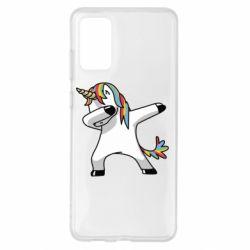 Чехол для Samsung S20+ Unicorn SWAG