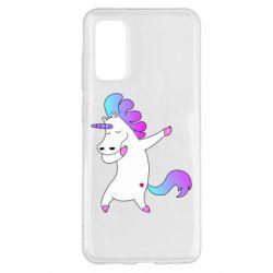 Чехол для Samsung S20 Unicorn swag
