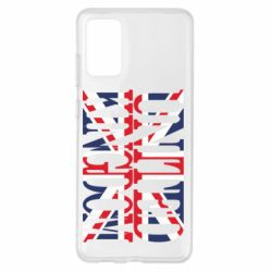 Чехол для Samsung S20+ United Kingdom